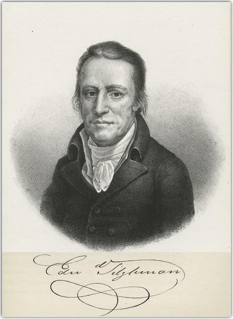 Edward Tilghman Trustee