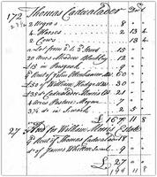 Thomas Cadwalader Tax